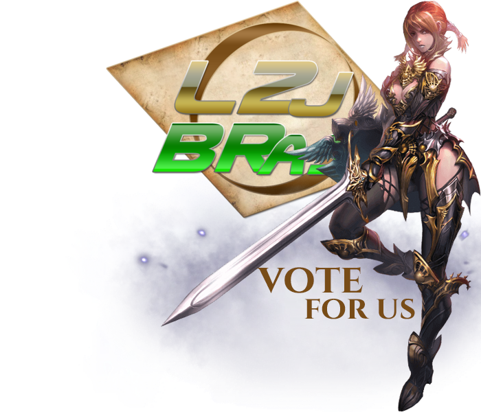 Vote our sever on l2jbrasil